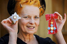 Dame Vivienne Westwood vs Queen Elizabeth II