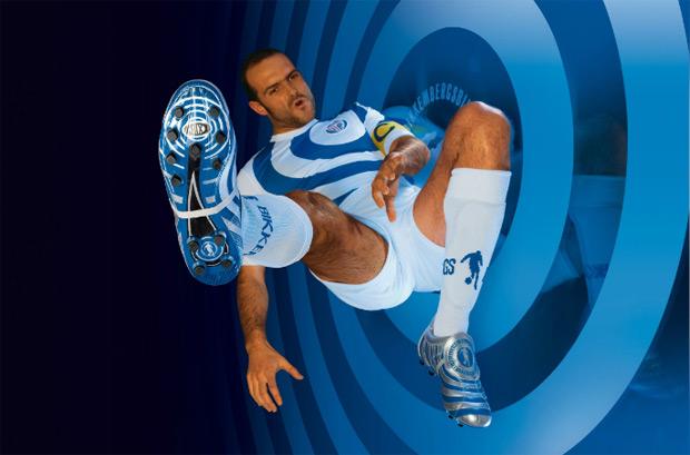 Dirk Bikkemberg Designer Football Boots