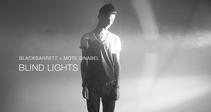 BLACKBARRETT + mote sinabel released in collaboration T-shirts