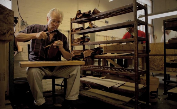 Quoddy Shoes Workshop