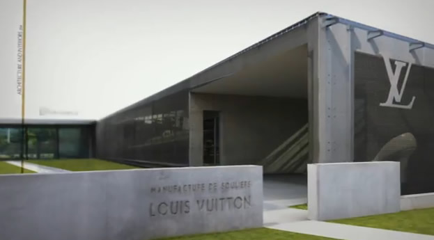 Louis Vuitton Architecture and Interiors