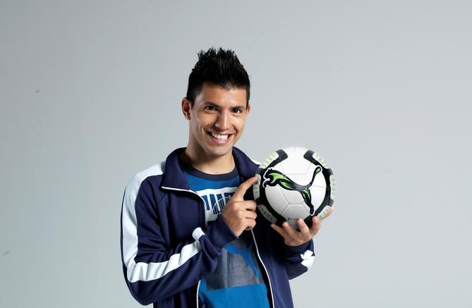 PUMA Profile - Sergio 'Kun' Aguero