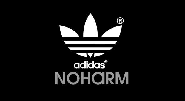 adidas ethical fashion - on the NOHARM mission
