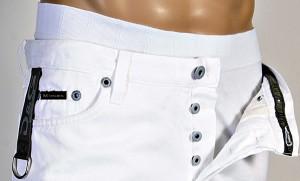 D&G jeans Dolce & Gabbana cotton jeans