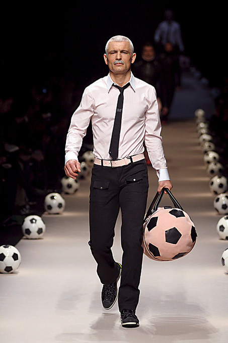 Dirk Bikkembergs | 10 years of football and fashion