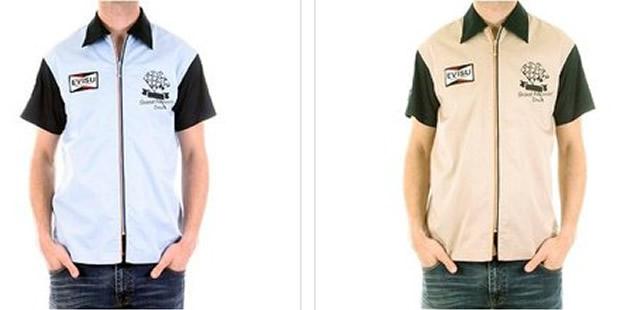 Evisu Shirts upto 50% OFF