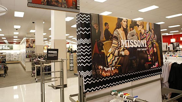 Missoni Collection crashes Target website