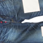 Red Monkey, Handmade in Japan - Vintage Standard Jeans