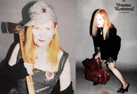 Vivienne Westwood versus Hervia