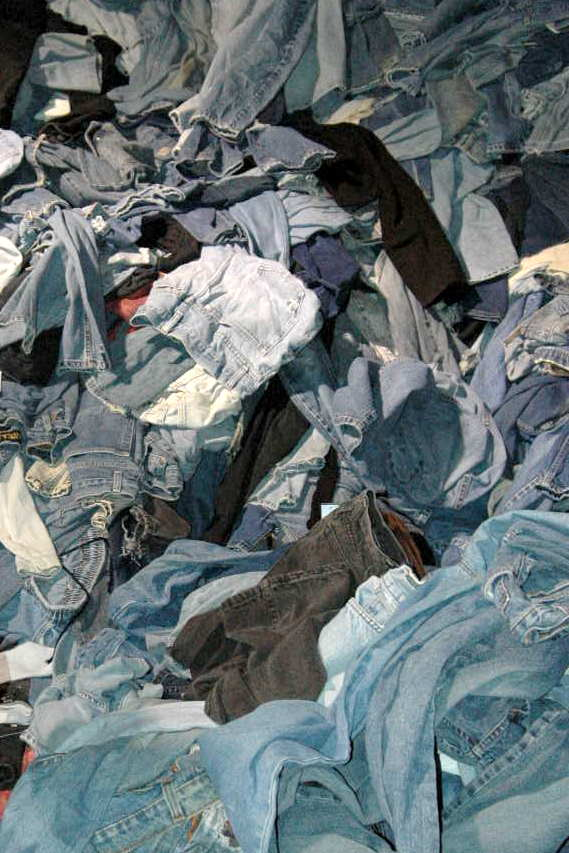 Denim Recycling Program