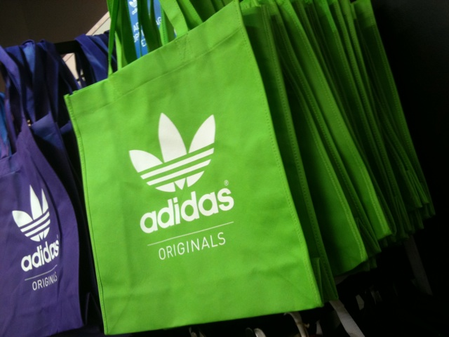 adidas eco-friendly