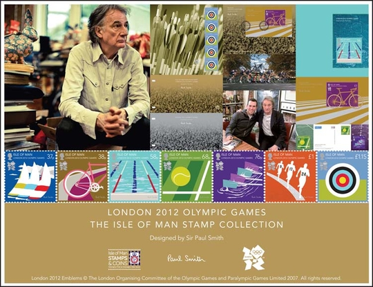 paul smith stamps