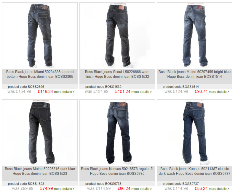 Here s a decent thread about Hugo Boss Jeans from 1987 – Take a butchers  here   48d6e7ea16913