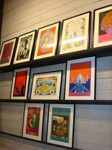 Paul Smith hosts psychedelic exhibition