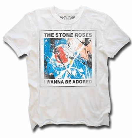 """Amplified T-Shirt Stone Roses"