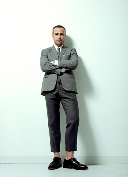 Thom Browne goes Cross Company