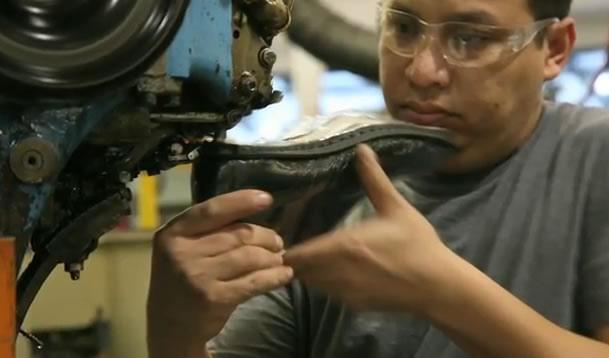 Allen Edmonds & Horween Leather