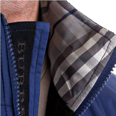 Burberry Check Men's Jacket