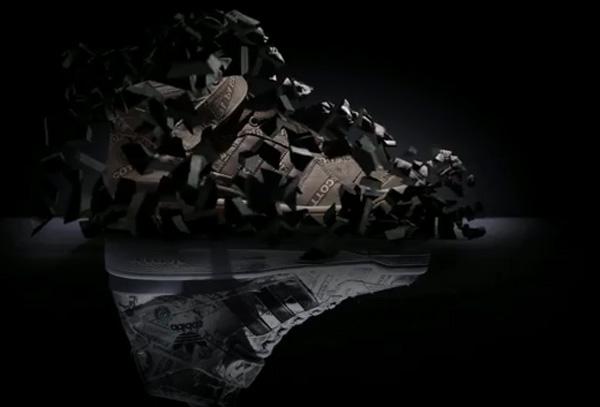 adidas Originals B-Sides - Jeremy Scott Forum Hi