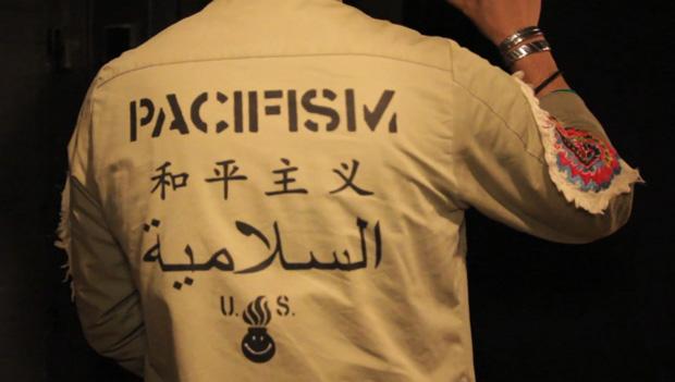 LN-CC presents 'Modern Ninja and the Black Fist' event