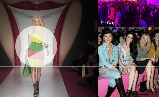 Mulberry Clothing S/S 2012. Battle of the British Berrys