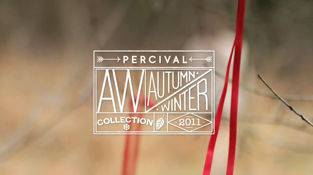 Percival AW11 Fashion Film