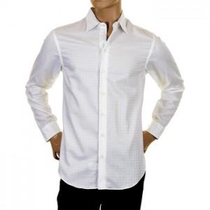 white-armani-shirt